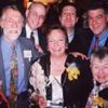 Left to right, James J. Taylor, WAPAVA Founder, Jon Palmer Claridge, Halo Wines Bauer, Robert Aubry Davis, Bob Mondello, Jaylee Mead